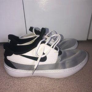 Men's Nike moccasin sneakers